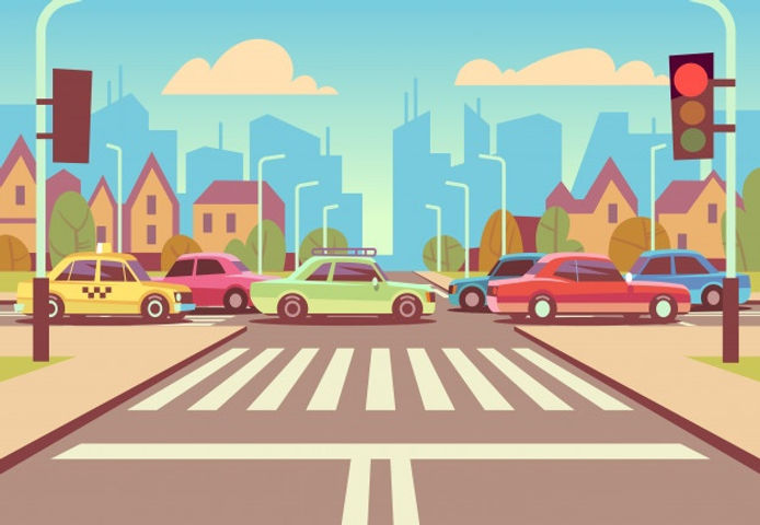 cartoon-city-crossroads-with-cars-traffi