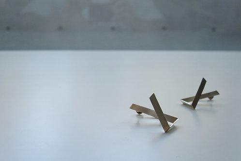 isometrics earrings mini