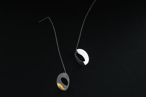 circle earrings mini