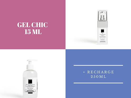 Gel Chic + Recharge