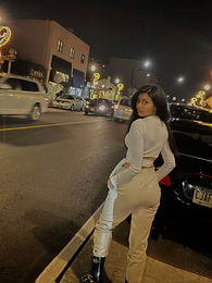 Model/Actress Taiba Sheheryar Spotted in Toronto