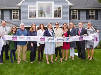WOMEN'S ASSOCIATION FOR MORRISTOWN MEDICAL CENTER RIBBON-CUTTING CEREMONY  OFFICIALLY LAUNCHES G