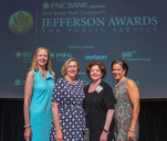 WOMEN'S ASSOCIATION FOR MORRISTOWN MEDICAL CENTER RECEIVES HONOREE RECOGNITION BY THE NEW JERSEY