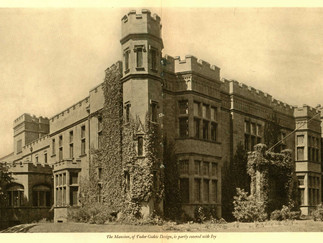 RSVP to Members-Only Event Nov. 4th Featuring Barry Thompson History of Alnwick Hall