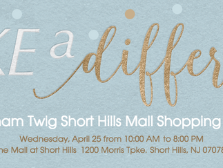 Short Hills Mall Shopping Event Hosted by Chatham Twig