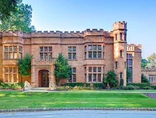 Mansion in May 2017 Funds to Establish Nursing Innovation and Research Center
