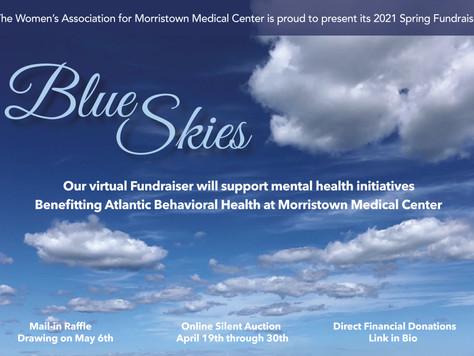 WAMMC BLUE SKIES VIRTUAL 2021 FUNDRAISER TO SUPPORT ATLANTIC BEHAVIORAL HEALTH AT MMC