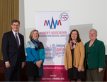 WOMEN'S ASSOCIATION FOR MORRISTOWN MEDICAL CENTER CELEBRATES 125TH ANNIVERSARY WITH A PRESENTATION B