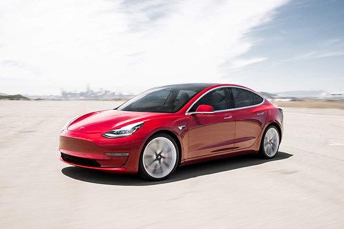 Guest Pickup Voucher - Tesla Model 3
