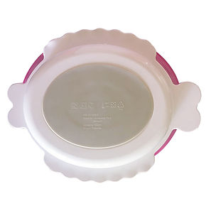 silicon baby bowls