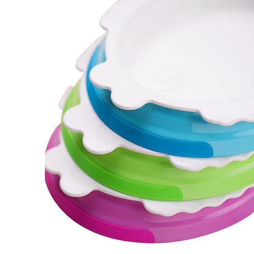 3 Color Tropical Fish Dish