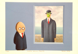 Walther Admires Magritte
