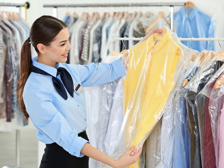 How Does a Dry Cleaning App Work? 5 Facts and Benefits