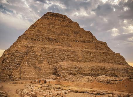 The Step Pyramid of Saqqara