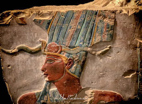 Thutmose III and the Atef Crown