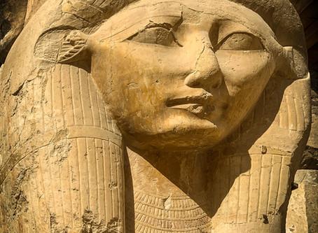 Hathor, Lady of the Stars, Eye of Ra