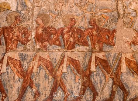 Relief from Deir el-Bahri