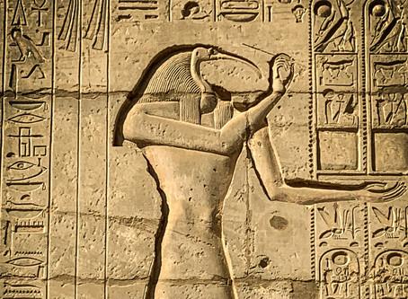 Thoth [ḏḥwtj]