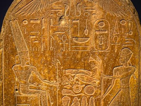 Stela of Noferhaut