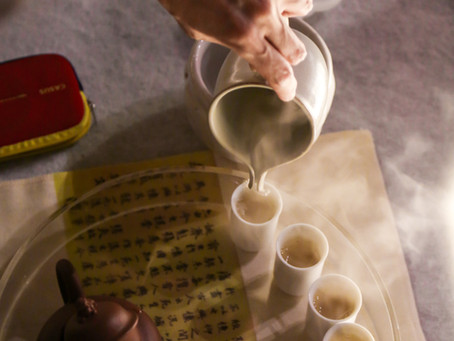 「串門子茶館」沈僥宜|現代文人雅興 盡在一盞茶湯
