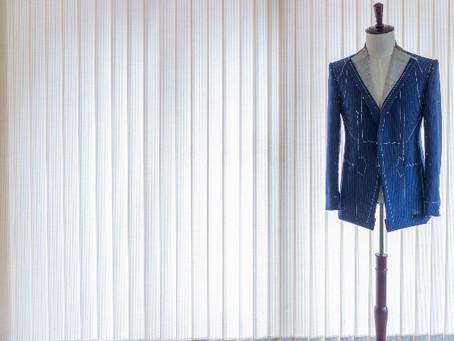 「Gon'Y Bespoke」經營者與裁縫師林剛毅|傳統產業的轉生