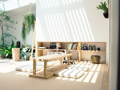 「宅即变空間微整型」/「宅jài風格生活」設計總監 朱俞君|療癒系空間魔法師