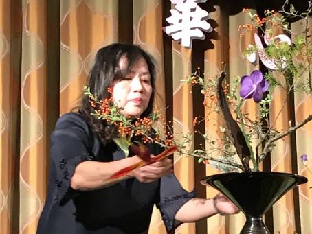 「劉品麗池坊華道花藝教室」|以花傳藝,活現生命的生活美學家