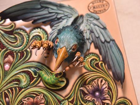「瘋革-手創皮革工坊 」黃一誠|皮雕之匠心,生活之風格