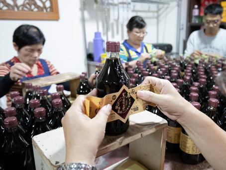 「黑豆桑天然靜釀醬料」| 馥郁古法傳統醬料 復刻無添加飲食環境