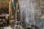 rohan harris, scenic art, scenic art ltd, scenic painting, scenic artist, life of pi, fresco