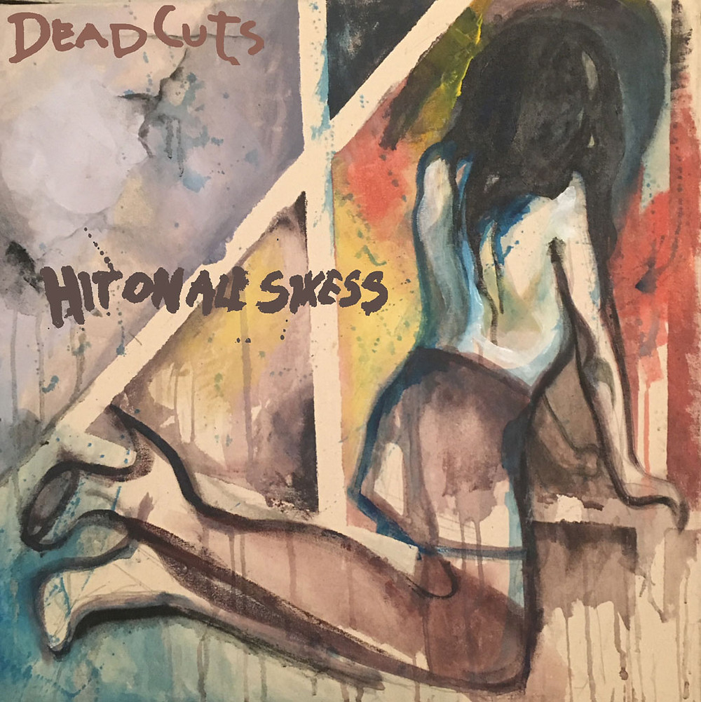 Deadcuts Hit On All Sixess Art by Sophie Macdonald