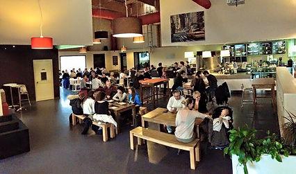 Salle du foot indoor d'Aix -Bouc Bel Air