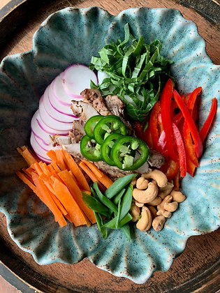 Oxford Community Market Grilled Chicken & Quinoa Buddha Bowl