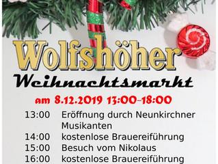 2. Wolfshöher Weihnachtsmarkt