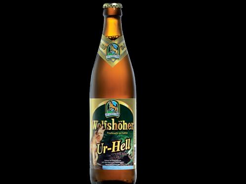 Wolfshöher Ur-Hell 20 x 0,5l