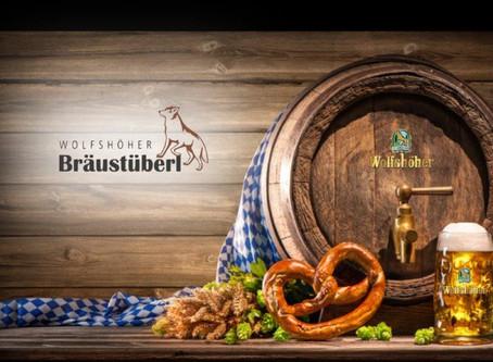 Wolfshöher Bräustüberl feiert Oktoberfest