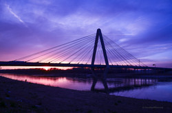 Missouri River at Sunset-0022