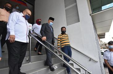 Shahidan, Jalaluddin mahu mantapkan peranan agensi di bawah kementeriannya