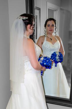 Beautiful Bride Tori