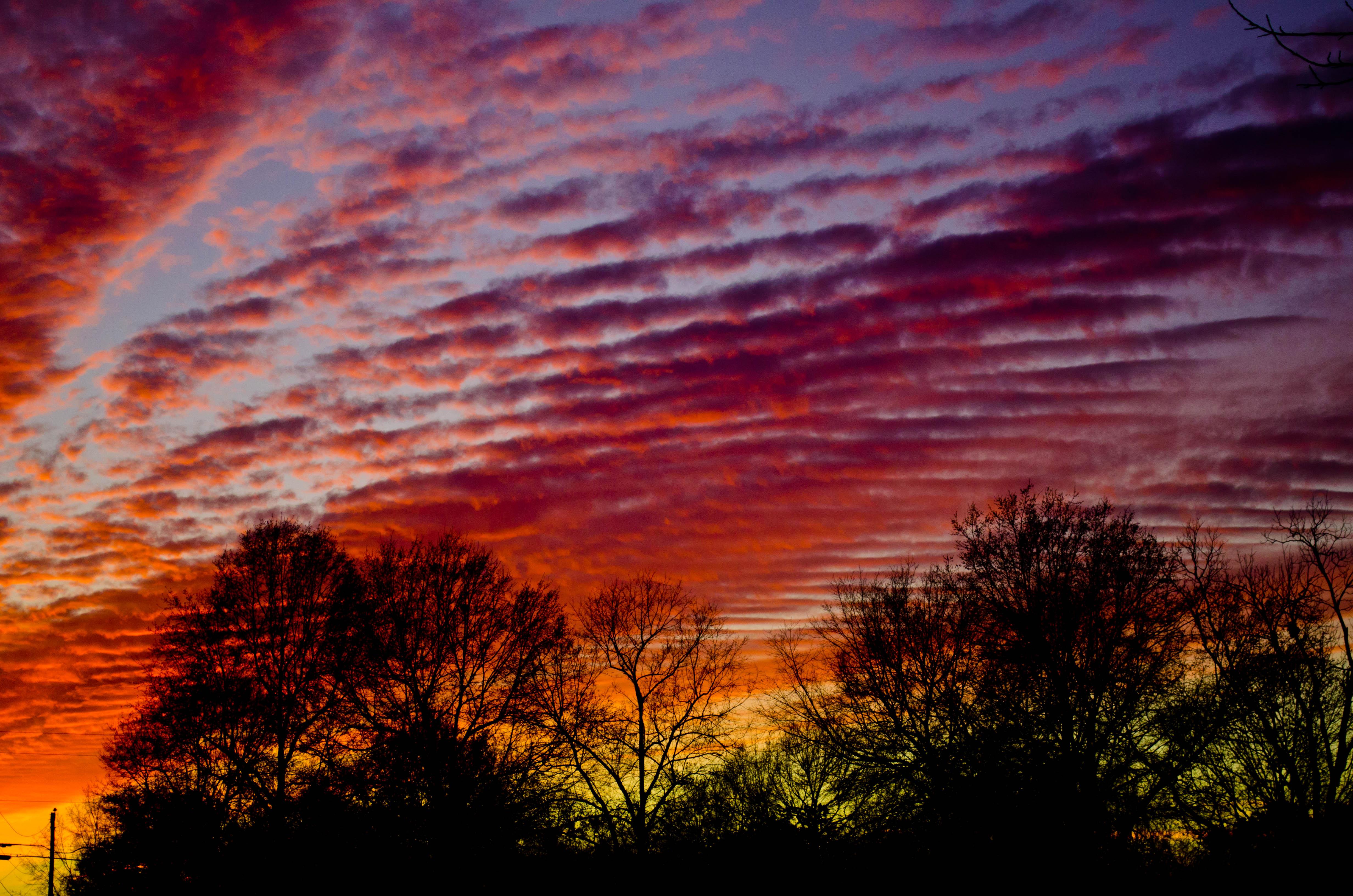 Spectacular Sunset - Off US 19 - Albany GA