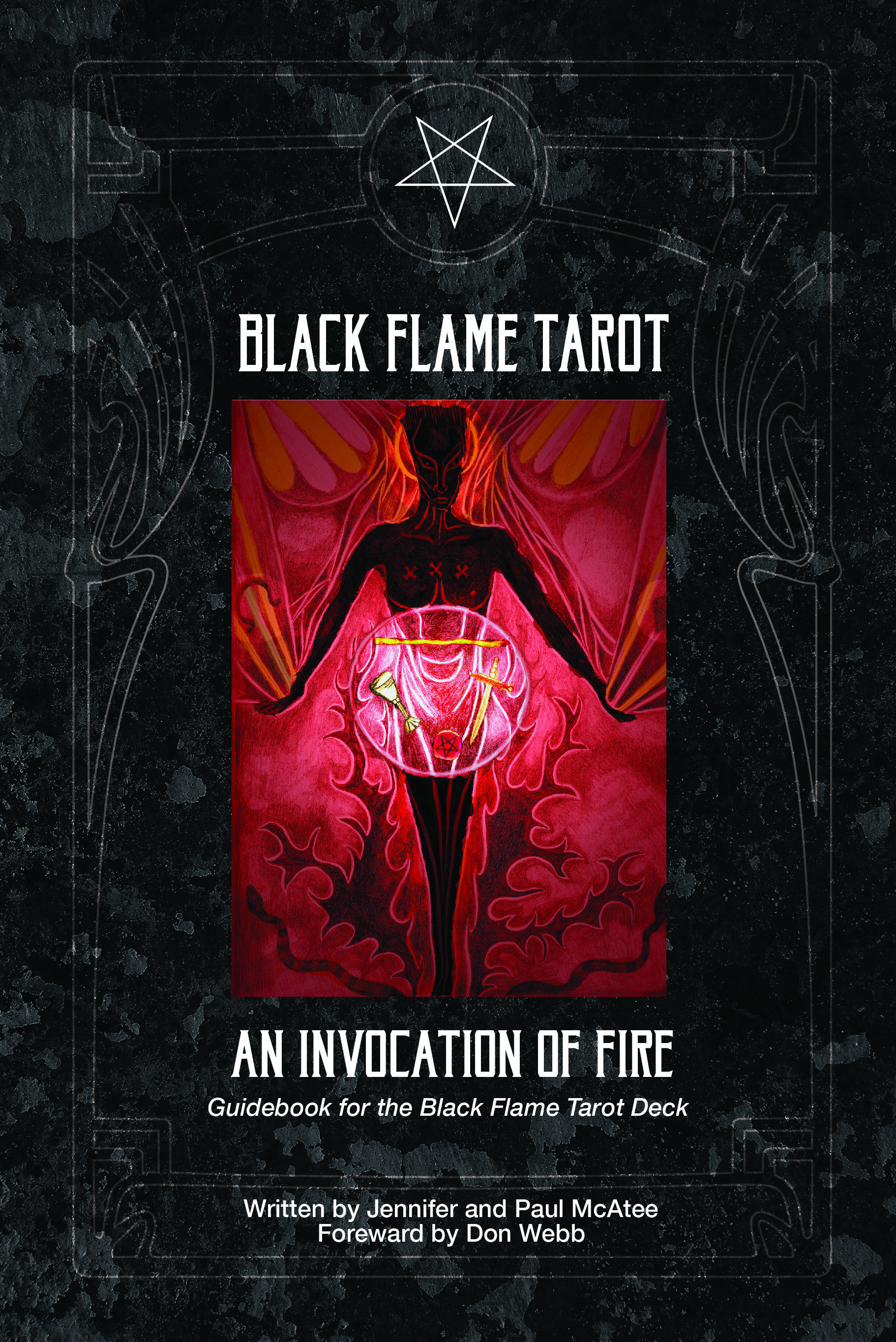 Black Flame Tarot Guidebook