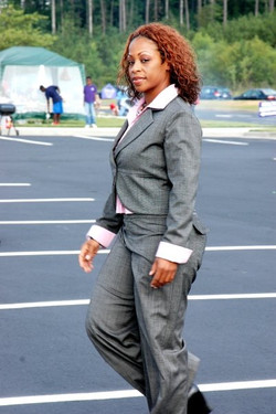 Tailored Pant Suit