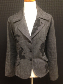 LaceOver Sports Jacket