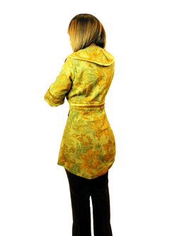 Highlow Coat