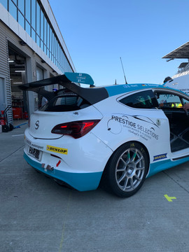 Opel Astra Cup