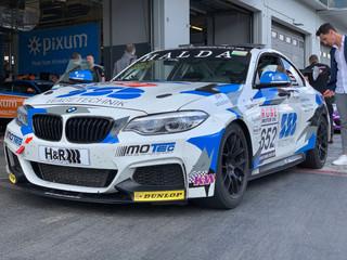 BMW 240i Racing VLN