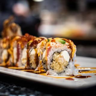 Sushi Roll - Samurai Sushi