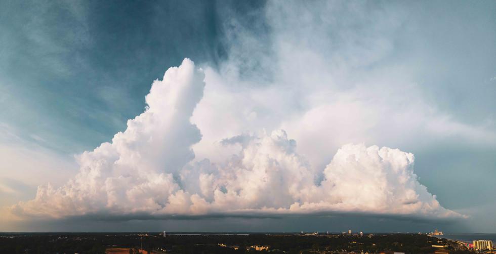 Storm Over Biloxi