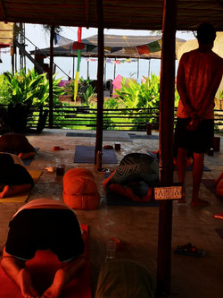 second yoga shala