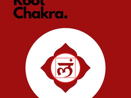 Root Chakra - Muladhara